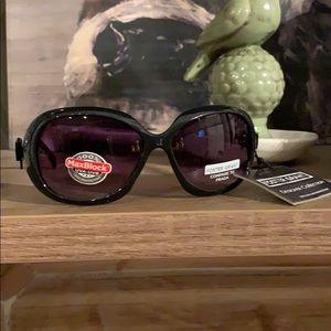 Foster Grant sunglasses tortoise design NWT